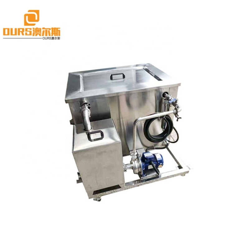 Filtering Circulation Digital Ultrasonic Cleaning/Washing Machine For Industry Cleaning Engine Parts 1200W Vibration Power 28K