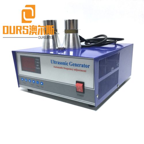 1000W Hot Sells 20KHZ-40KHZ Frequency Adjustable Digital Ultrasonic Cleaner Power Generator For Cleaning Machine