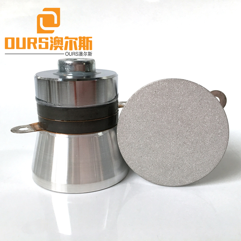 Low Heat 40KHZ 50W PZT4 or PZT8 Ultrasonic Cleaning Power Oscillator For Industrial Cleaning