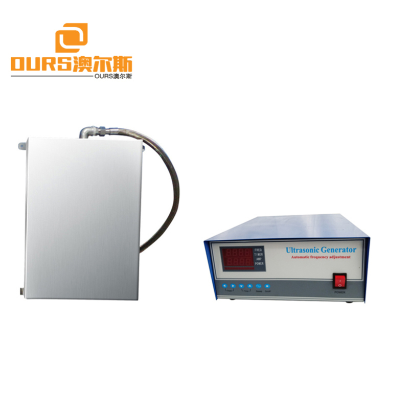 Ultrasonic Cleaner Machine Immersible Type Transducer and Generator For Large Ultrasonic Cleaner 1800W