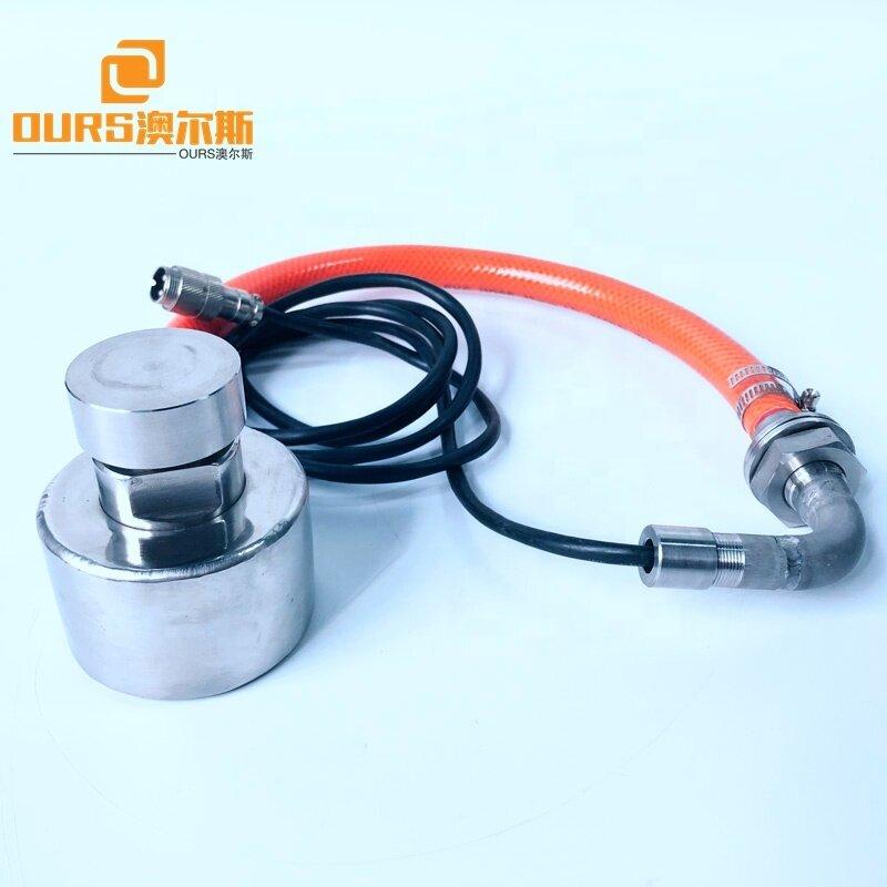 33khz 100Watt ultrasonic sensor for vibration machine in Electromagnetic  Anode Material Laser Carbon Powder
