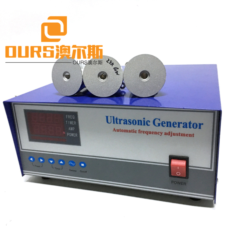 2000w  Ultrasonic Digital Piezo Generator Ultrasonic power Generator for cleaner
