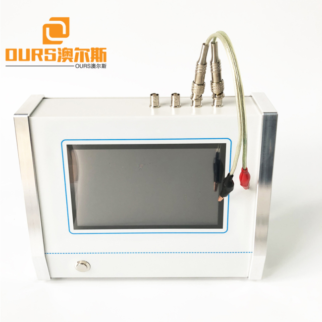 Ultrasonic Impedance Analyzer Used In Checking Ultrasonic Transducer Frequency Analyzer