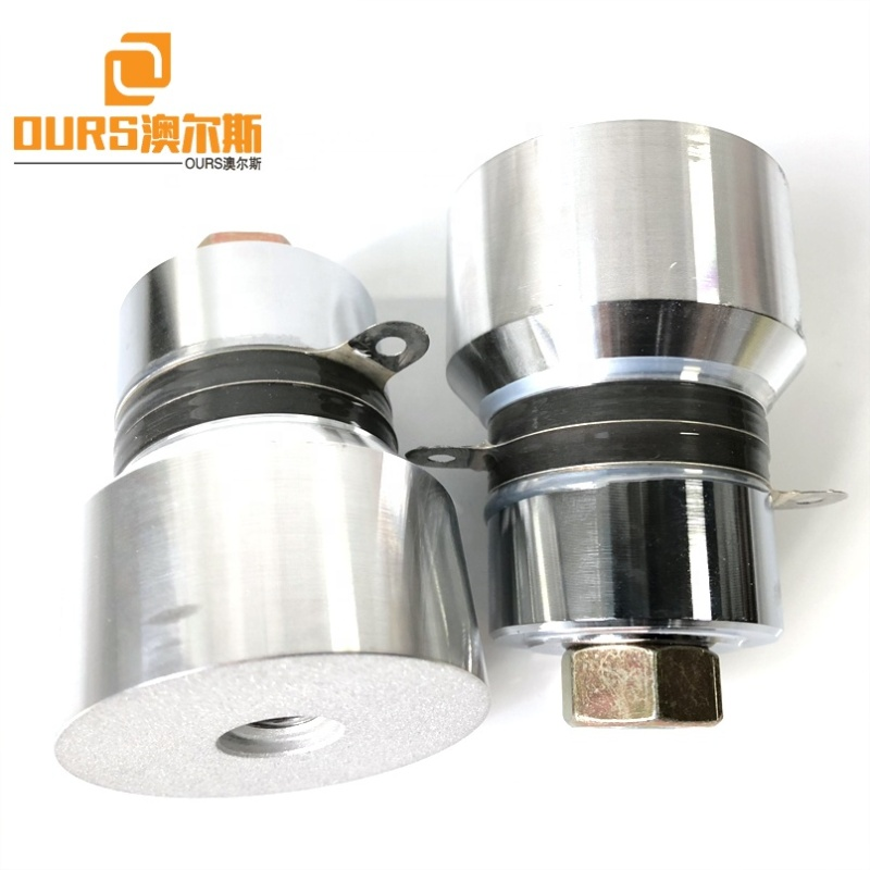 Industry Ultrasonic Piezo Module Ultrasonic Cleaning Transducer 33K/80K/135K 40W Piezoelectric Ultrasound Transducer/Sensor