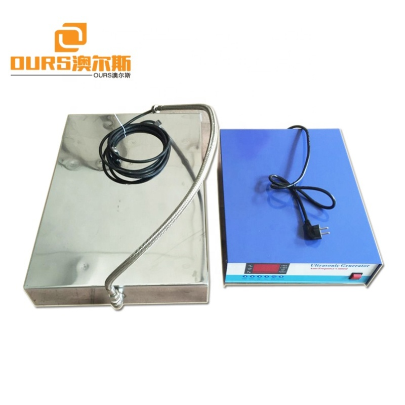 300W immersible ultrasonic transducer Select only one frequency 17K/20K/25K/28K/33K/40K