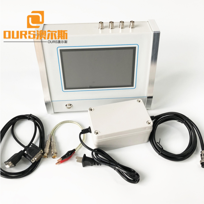 Ultrasound Impedance Analyzer For Sonotrode Tuning And Transducer Frequency Testing