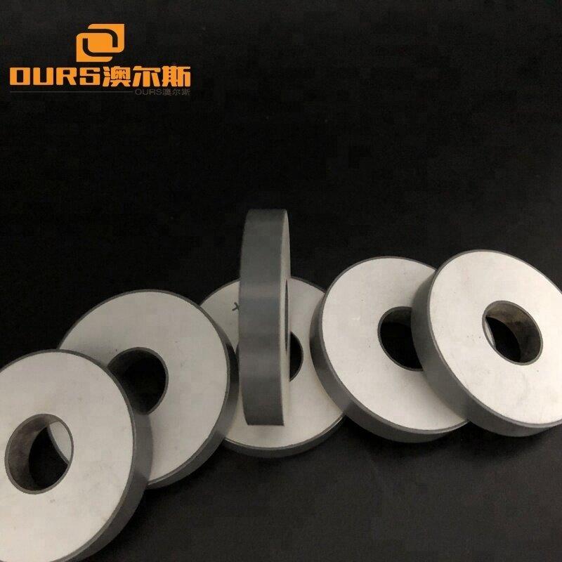 Pzt4 Plate Customized Piezoelectric Sensor Rectangle Piezo Ceramic Vibrator