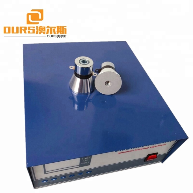 High frequency Industry Ultrasonic washer generator for sale 300-1200w 68-135khz