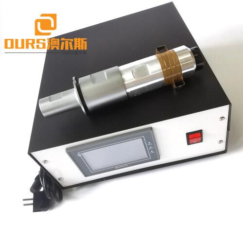 20khz or 15khz Ultrasonic Plastic Welding Machine 2000w-2600w Power For Coffee Machine Plastic Parts