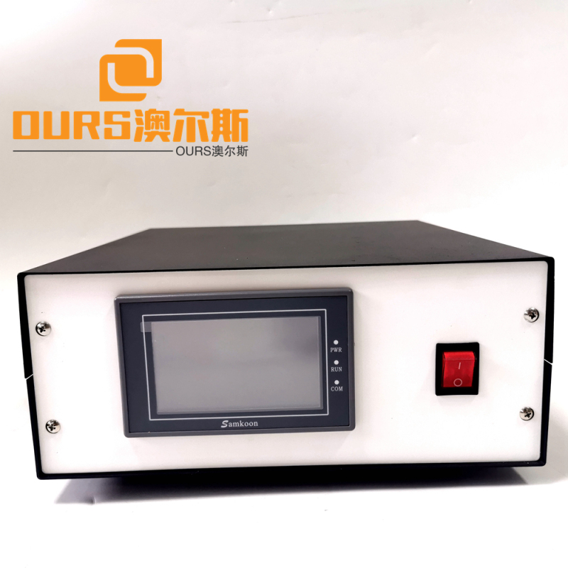 2000w 20khz ultrasonic generator and transducer use for Thai-mask 7001B ultrasonic welding generator