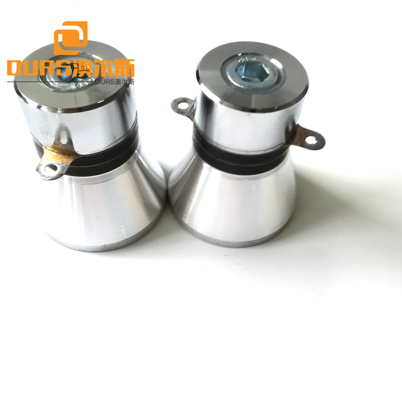 28khz 60w pzt4 Ultrasonic Transducer For Cleaner Cleaning Before Ion Plating