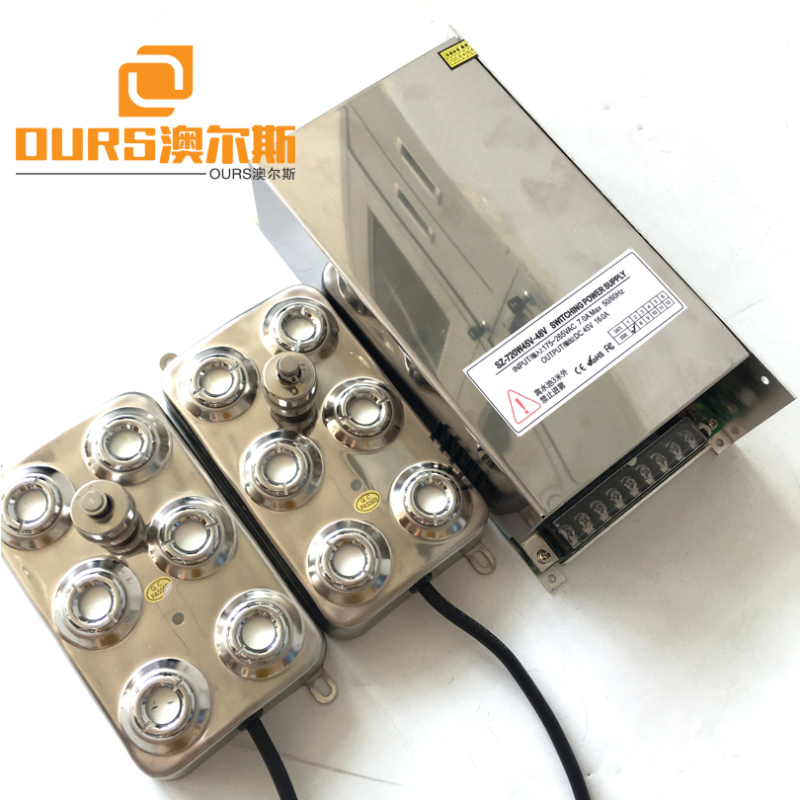 12 Head high power Plant humidification ultrasonic atomization transducer
