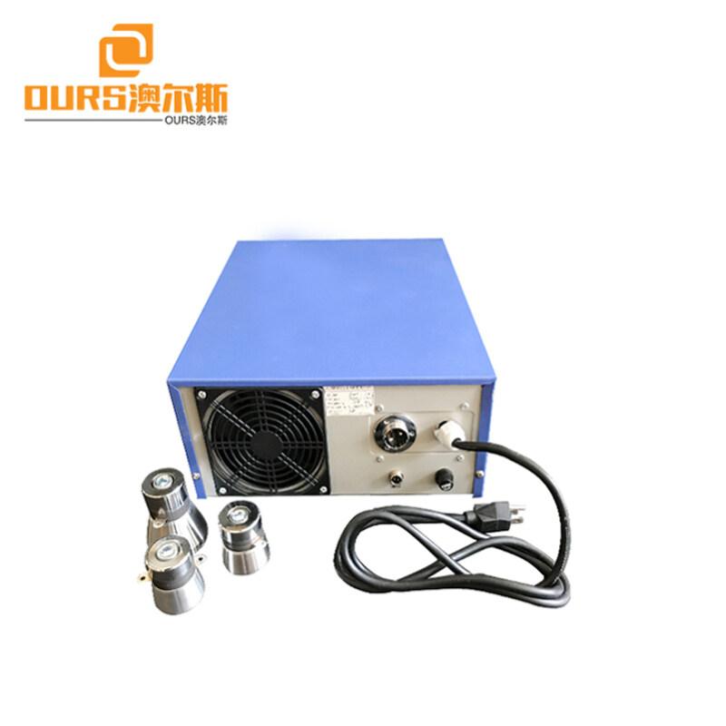 120KHZ High Frequency Ultrasonic Generator,600W ultrasonic cleaning generator