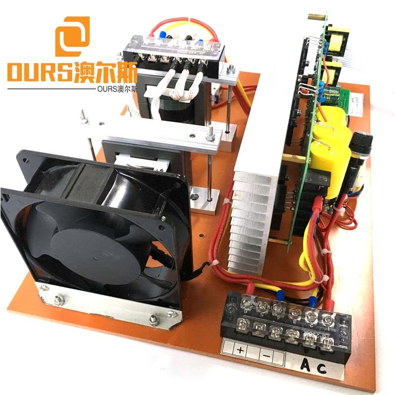 Factory Product Ultrasonic Cleaner Power Driver Board For 2400W Washing Vegetables Dishwasher