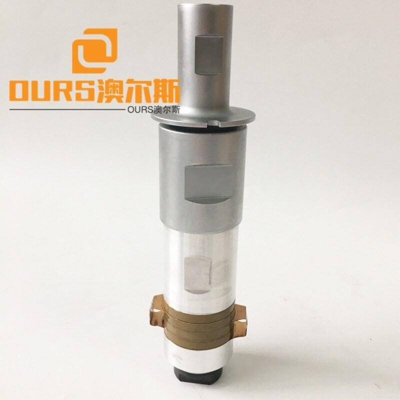 2000W 20KHZ PZT8 Ultrasonic Welding Converter For Ultrasonic Rotary Welding