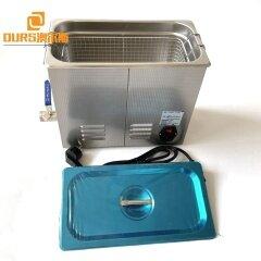 Household Portable Mini Ultrasonic Cleaner 40KHZ Dental Denture Medical Device Washing Equipment