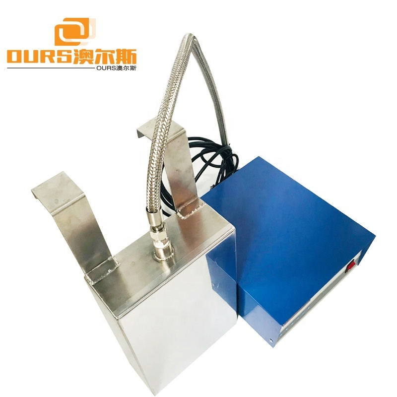 1000W High Vibration Power Submersible Ultrasonic Transducer Box For Ultrasonic Cleaner Engagement Ring