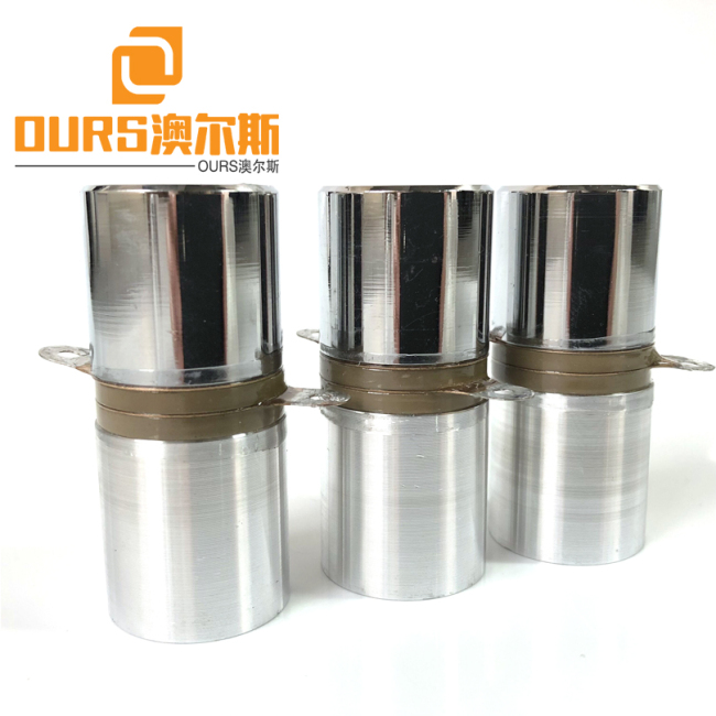 40KHZ 20W PZT8 High Performance Ultrasonic Welding Piezoelectric Transducer For Ultrasonic Welding