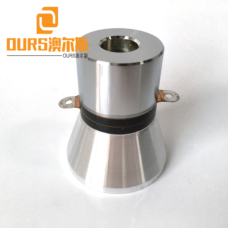 25KHZ 100W High Efficient Ultrasonic Transducer Box For Cleaning Industrial Parts