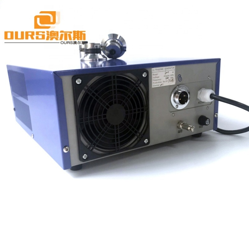28KHz /40KHz Ultrasonic Power Corp Generator 300W Ultrasonic Power Supply For Cleaner