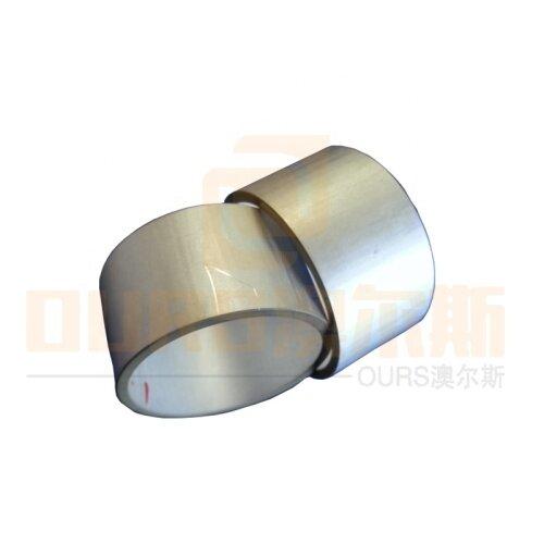 24x22x26MM Small Size Tubular Piezoelectric Ceramics PZT Material Piezoceramic Tube For Ultrasound Measurement