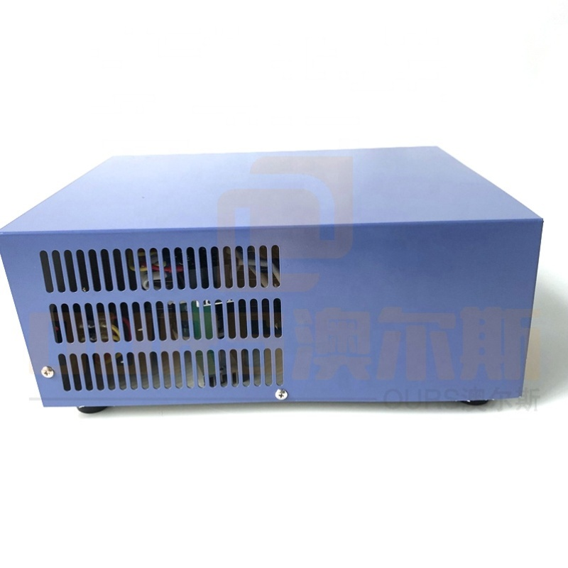 Immersible Cleaning Transducer Power Ultrasonic Generator Digital Display 28K 24000W Used In Industrial Ultrasonic Cleaner