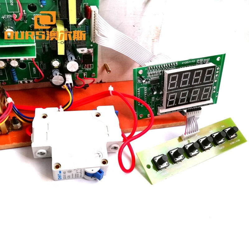 68KHz 1200W High Frequency Ultrasonic Cleaner Power Driver Board For Ultrasonic Cleaning