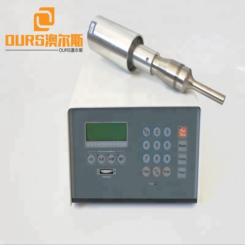 150W20KHZ Ultrasonic mixed emulsification and homogenization lab use processor