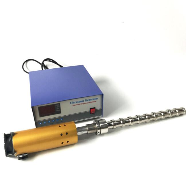 ultrasonic maitake mushroom extract rapeseed oil equipment 20khz ultrasonic mushroom extraction machine