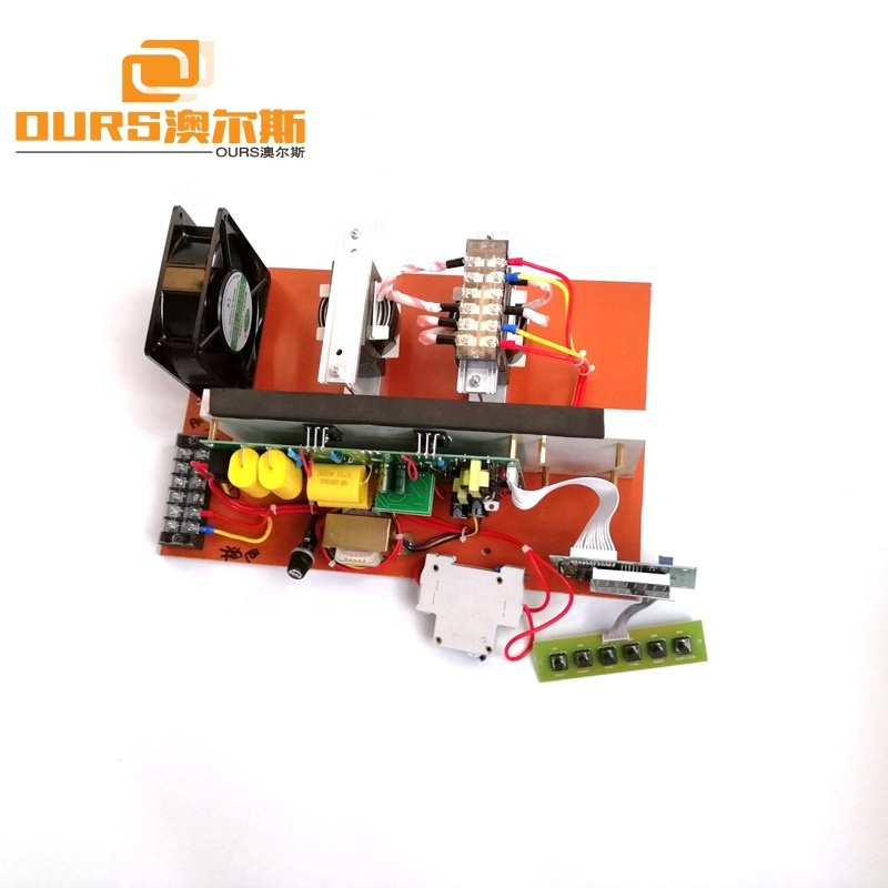 1200W High Power Ultrasonic Generator/Controller/Driving Power With PCB 20-40KHz Ultrasonic Driver Circuit