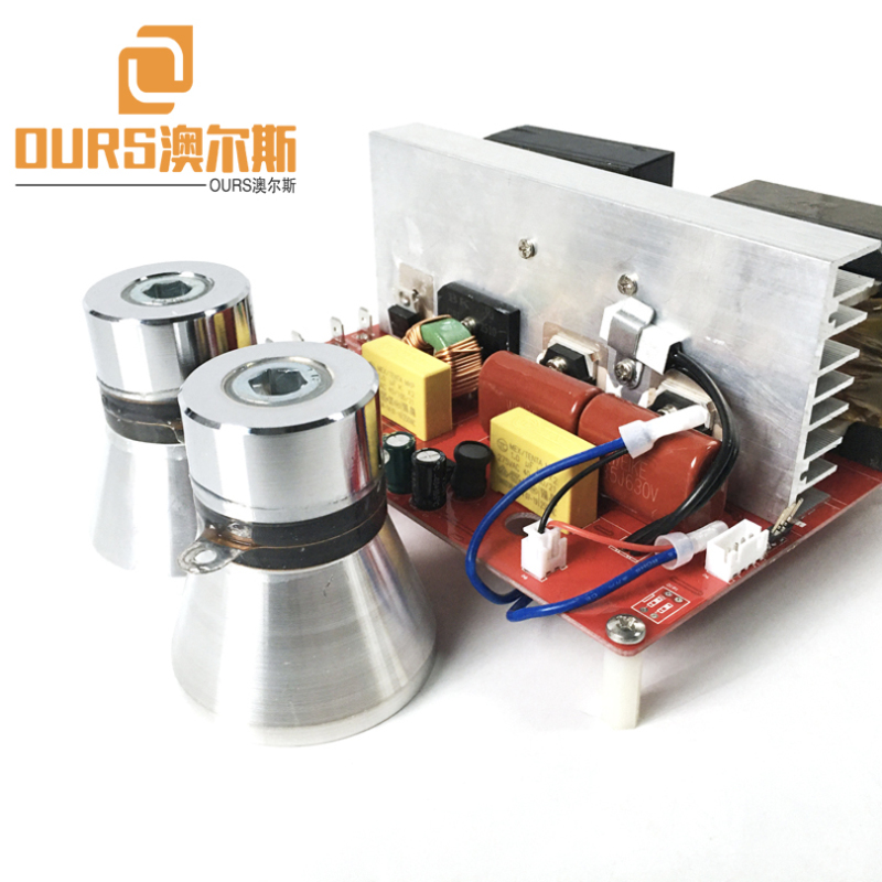 28KHZ 400W Ultrasonic Mist Generator For Cleaning Plated Parts