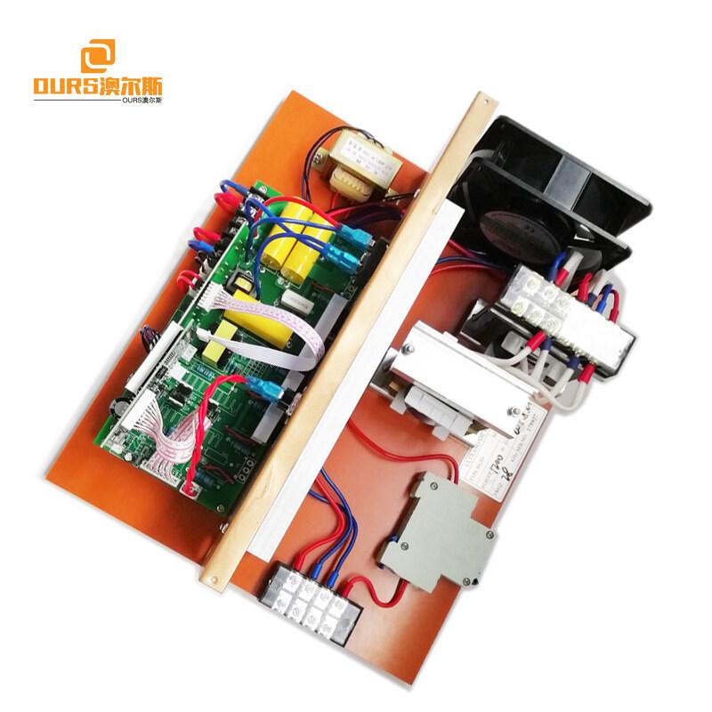 110V Or 220V Ultrasonic Cleaner Generator PCB 900W Ultrasonic Cleaning Generator PCB Circuit board
