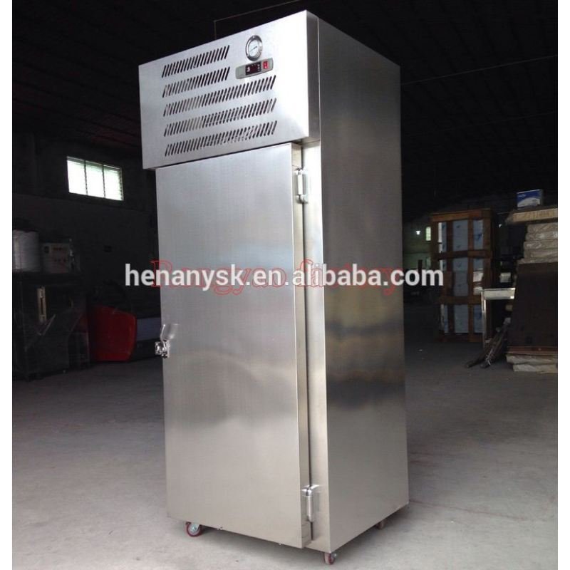 IS-HY-380F Stainless Steel -40 Fruit Popsicle Freezing Machine Seafood Dumplings Quick Frozen Food Cabinet
