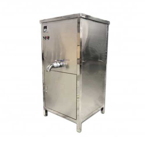 80L Tank Electric Stainless Steel Steam Cooking Soybean Milk Rice Milk Boiling Machine