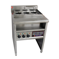 EH-876A Timer Control Vertical Nookle Cooker of Noodles Pasta Stove Electric Cooker Boiler Stove Pasta Boiling Machine