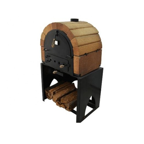 2018 Trending Products Wood Burning Stove Fired Pizza Oven