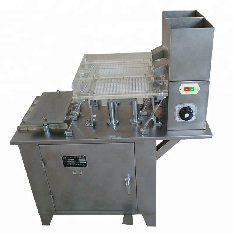 187pcs/Time Semi Automatic Cavity Gelatin Capsule Filling Machine Equipment Price