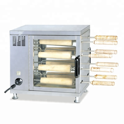 IS-EB-550 Desktop Commercial Electric Rotary Rotating Bread Baking Oven Stove Machine For Sale
