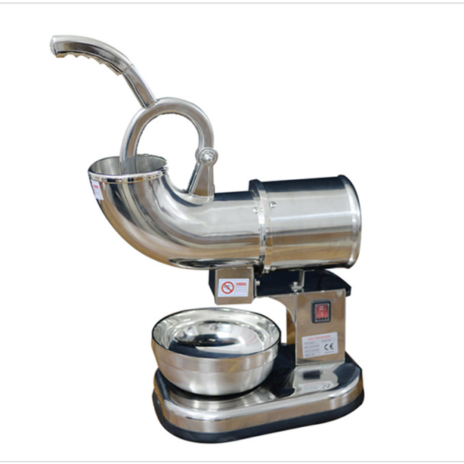 IS-ZY-SB114 Durable High Quality Small Ice Crusher for Home Use Crusher for Sale