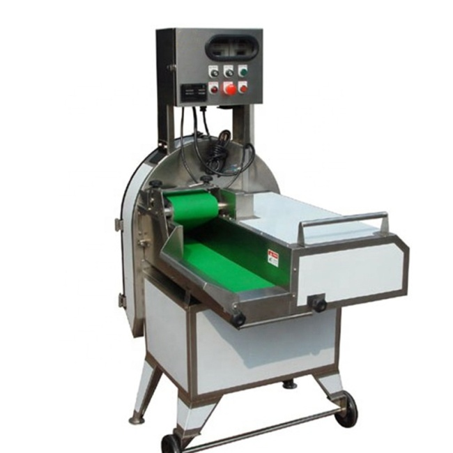 DQC -602 High Quality Fully Automatic Stainless Steel Electric Vegetable Cutter Machine Crush Grinding