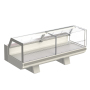 New Style Commercial Butchery Shop Meat Showcase Chicken Meat Display Refrigerator