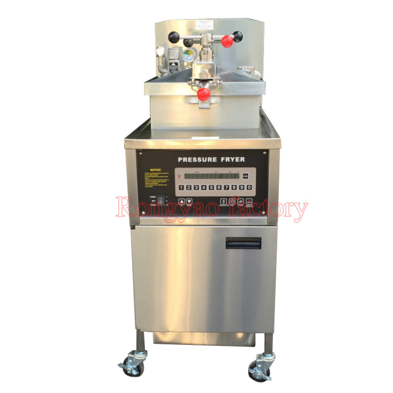Electric Heating Pressure Deep Fryer Intelligent Control of The Temperature PRESSURE FRYER