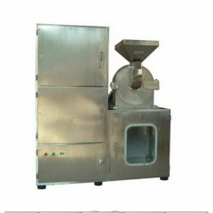 Multi Function Corn  Wheat Hammer Chemical Grinder Mill Sugar Grinder Dust Collector Box for Lab Chocolate Factory