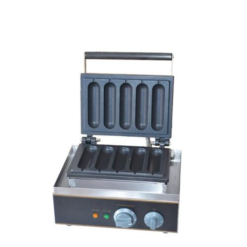 Energy-Saving Superior Quality Muffin Corn Machine Waffle Corn Baker Corn Hot Dog Machine