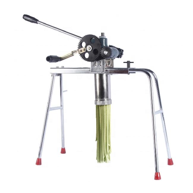 Stainless Steel Manual Noodle Press Pasta Vegetable Noodle Machine Pasta Presser