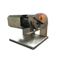 2020 Hot selling Rabbit Slicing Saw Poultry Chicken Duck Slicing Cutter Machine