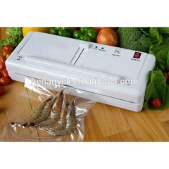 2019 Hot Selling Food Vacuum Sealer 220V 110V For Food Saver With 10PCS Bags Home Electric Vacuum Sealer Packaging Machine