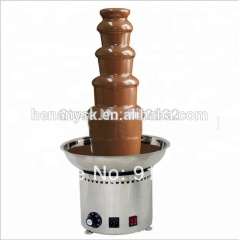 5-Layers Stainless Steel Chocolate Fountain Machine 5 Chocolate Fountain For Hotel