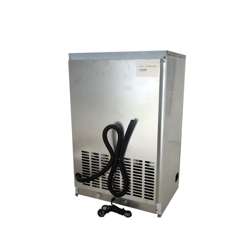 50KG/D CE Portable Imported Compressor Hot selling Ice Cube Ice Makers Making Machine Kitchen Equipments Restaurants With Prices