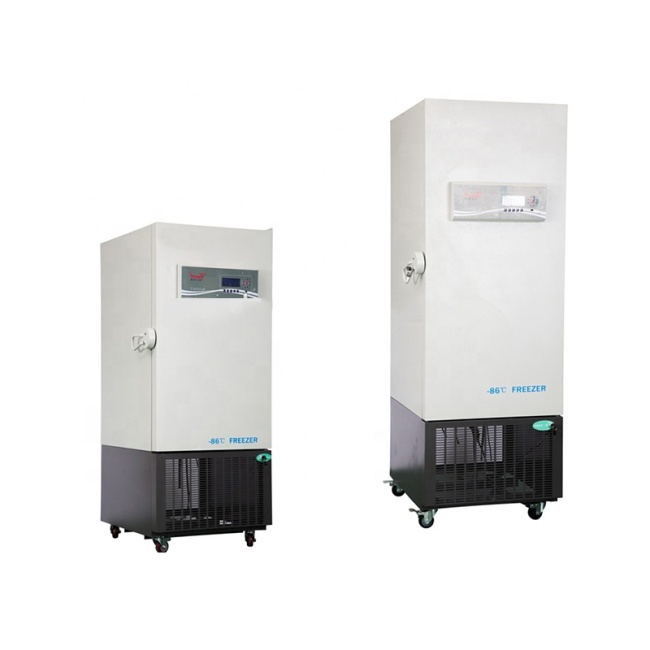 -45~-86 Degree Ultra Low Temperature Compressor Type Lab Hospital Freezers